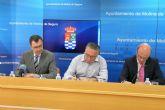 El Ayuntamiento de Molina de Segura y el Instituto de Fomento de la Región de Murcia firman la prórroga de cesión del local que ocupa la Escuela Taller