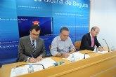 La Comunidad renueva con el Ayuntamiento de Molina de Segura la cesión de instalaciones en el polígono La Serreta