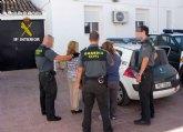 La Guardia Civil detiene en Totana a dos mujeres dedicadas a estafar mediante el timo del 'tocomocho' en todo el territorio nacional