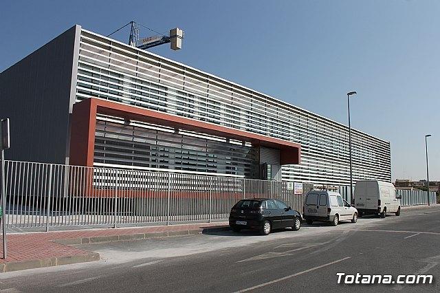 El Centro de Salud Totana Sur entra en su última fase de ejecución - 1, Foto 1