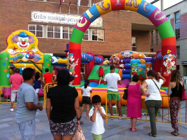 Los más pequeños podrán disfrutar de la gran fiesta infantil que se llevará a cabo este sábado 20 de julio en la Plaza de la Constitución - 1, Foto 1