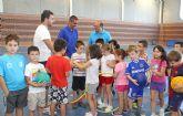 Actividades deportivas, educativas y de ocio en la primera Escuela Deportiva de Verano de Puerto Lumbreras