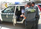La Guardia Civil detiene a dos personas dedicadas a la sustracción de bolsos en el aeropuerto de San Javier