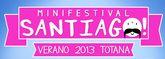 Hoy viernes y mañana sábado tendrá lugar la III edición del miniFestival SantiaGO!