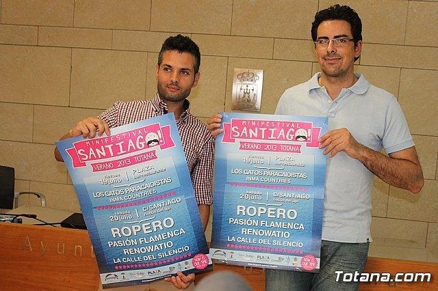 Hoy viernes y mañana sábado tendrá lugar la III edición del miniFestival SantiaGO! - 2, Foto 2