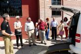 Molina de Segura pone en marcha el primer servicio de Euro Taxi del municipio
