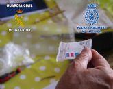 Desarticulado un grupo criminal dedicado al tráfico de drogas en Murcia y en Las Torres de Cotillas