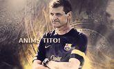La Peña Barcelonista de Totana muestra su total apoyo a Tito Vilanova