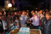 El Partido Popular celebra 10 años de gobierno en Puerto Lumbreras