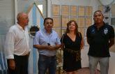 Una exposición explica a través de imágenes y documentos la historia de la pedanía de El Mojón
