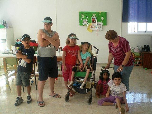 Niños con discapacidad intelectual disfrutan del verano en las colonias de PADISITO - 1, Foto 1
