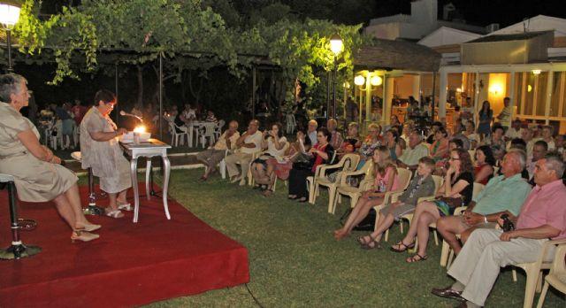Poetas lumbrerenses protagonizaron un recital de poesía enmarcado en Nogalte Cultural - 1, Foto 1