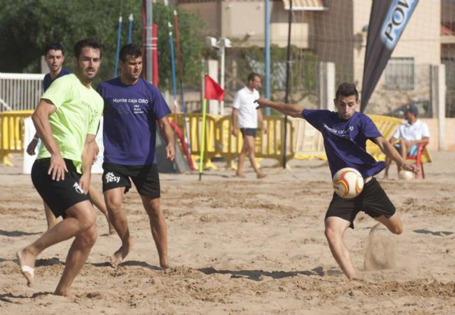 El CD Murcia FP se alzó con el VI Campeonato Bluesport de La Manga - 3, Foto 3