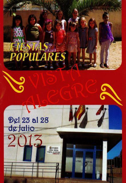 La barriada de Vista Alegre se suma a las fiestas populares a partir de este martes - 1, Foto 1