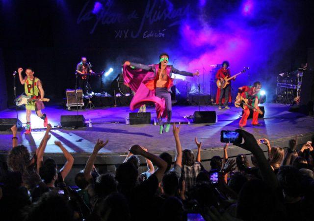 Voladores y ritmos criollos, en el fin de semana de La Mar de Músicas - 2, Foto 2