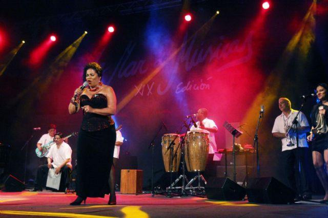 Voladores y ritmos criollos, en el fin de semana de La Mar de Músicas - 3, Foto 3