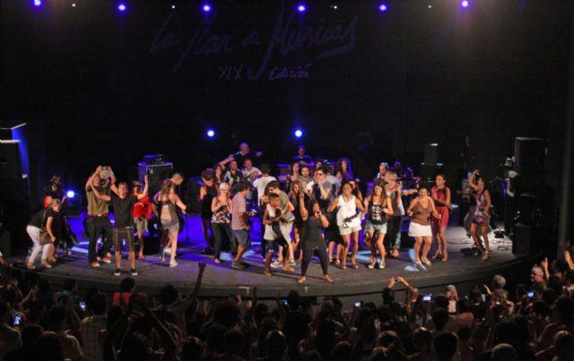 Voladores y ritmos criollos, en el fin de semana de La Mar de Músicas - 5, Foto 5