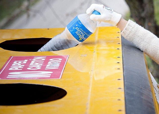 La Región de Murcia recicló más de 34.000 toneladas de envases domésticos en 2012 - 1, Foto 1
