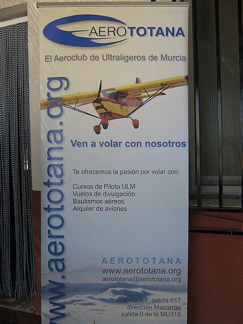 Totana acogió la 1ª jornada de la liga regional de aviones ultraligeros 2013 - 2, Foto 2