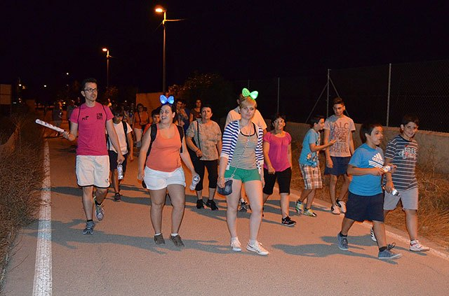 The Night March II by The Low Raiguero took place on Saturday