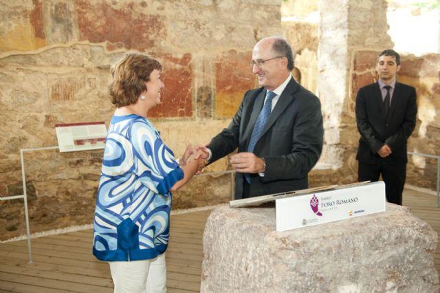 Antonio Brufau: Repsol le debe todo a Cartagena - 2, Foto 2