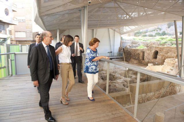 Antonio Brufau: Repsol le debe todo a Cartagena - 4, Foto 4