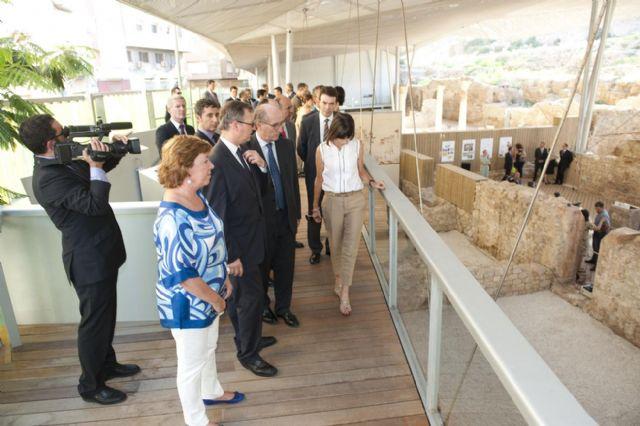 Antonio Brufau: Repsol le debe todo a Cartagena - 5, Foto 5