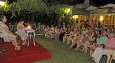 Poetas lumbrerenses protagonizaron un recital de poesía enmarcado en Nogalte Cultural