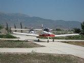 Totana acogió la 1ª jornada de la liga regional de aviones ultraligeros 2013