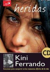 """""""Heridas"""", el primer trabajo discográfico de Kini Ferrando, sacerdote de la Diócesis de Cartagena"""