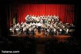 La Coral Santiago y la Banda de la Agrupación Musical protagonizan una gran velada musical