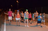 La II Marcha Nocturna por El Raiguero Bajo tuvo lugar el pasado sábado