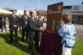 Brufau dedica su plaza en Escombreras a los trabajadores y directivos de la Refinería