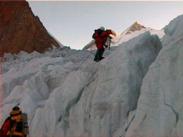 El mal tiempo no impide que Carlos Garranzo continúe con su expedición en Pakistán - 2, Foto 2