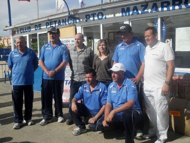 El equipo femenino del Club de Petanca Puerto de Mazarrón se alza campeón de la Región de Murcia - 2, Foto 2