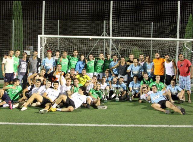 Un total de 19 equipos participaron en las 12 horas de futbol-7 - 1, Foto 1