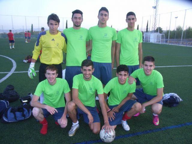 Un total de 19 equipos participaron en las 12 horas de futbol-7 - 3, Foto 3