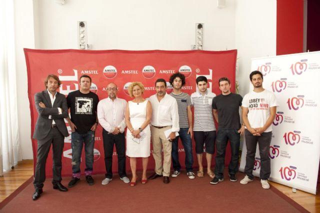 Macaco, Seguridad Social y Robert Ramírez actuarán en el Conciertazo Amstel de Carthagineses y Romanos - 3, Foto 3