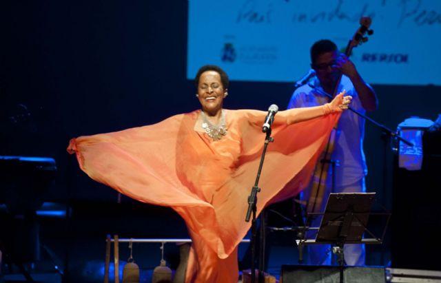 La Mar de Músicas homenajeó a la cantante peruana Susana Baca - 4, Foto 4