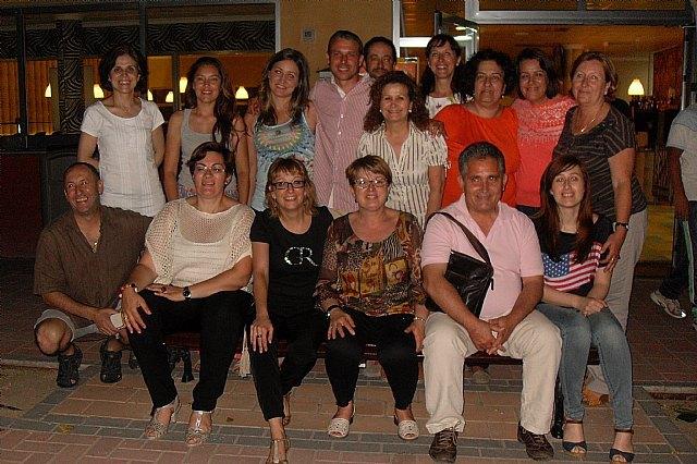 Amites Totana, amigos del Teléfono de la Esperanza, clausura el curso 2012-2013 con una cena - 1, Foto 1