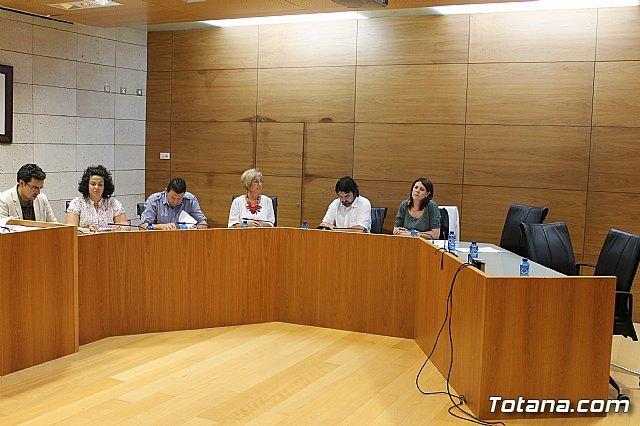 El Pleno ordinario de julio se iniciará mañana con la toma de posesión de los dos nuevos concejales del Grupo Municipal Socialista - 1, Foto 1