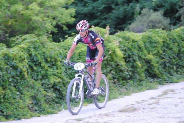 Juan Carlos Gandia entrando a Nerpio, Foto 2