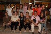 Amites Totana, amigos del Teléfono de la Esperanza, clausura el curso 2012-2013 con una cena