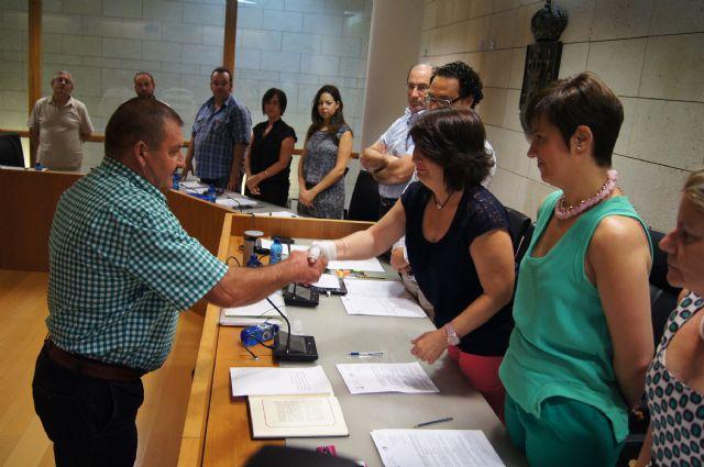 Toman posesión los dos nuevos concejales del Grupo Municipal Socialista - 5, Foto 5