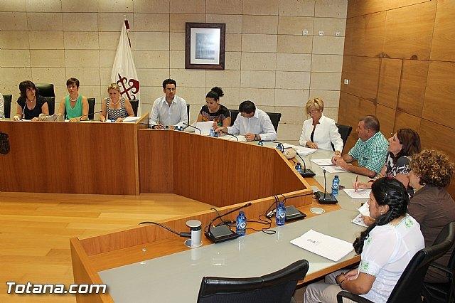 El Pleno acuerda expresar su total rechazo al proyecto de reforma de la Ley de Demarcación y Planta judicial - 1, Foto 1