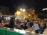 Más de tres mil personas participan en las fiestas de Javalí Nuevo