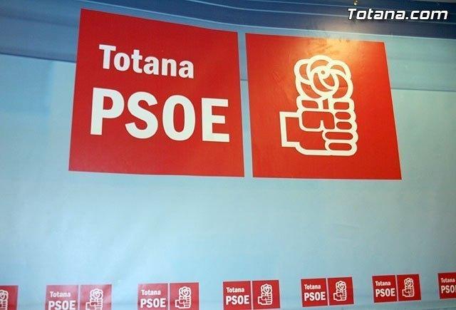 El PSOE de Totana ratifica una vez más que es el único partido que ha estado siempre en contra de los convenios urbanísticos - 1, Foto 1