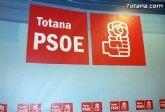 El PSOE de Totana ratifica una vez más que 'es el único partido que ha estado siempre en contra de los convenios urbanísticos'