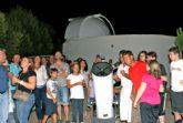 Programa 'Conoce las Estrellas' para realizar visitas guiadas al Observatorio y al Sendero Astronómico de Puerto Lumbreras