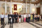 La alcaldesa muestra sus condolencias por las víctimas del accidente de tren en Santiago de Compostela